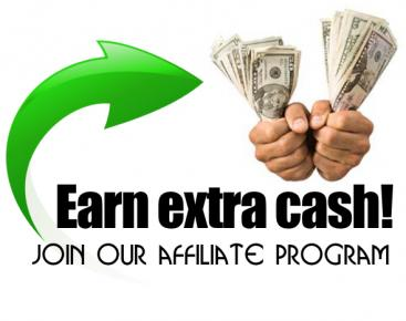 Earn Money with Affiliates Upto 10% of Any Order