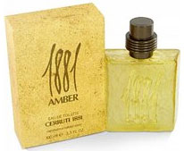 Send 1881 Amber Cologne by Nino Cerruti for Men - 50ML to Pakistan
