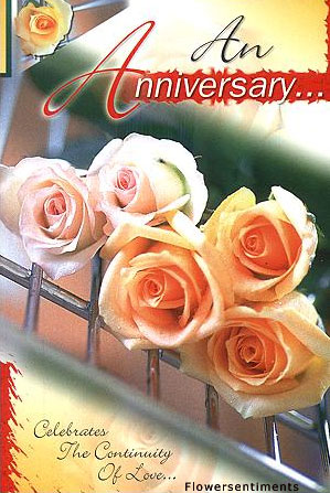 Send An Anniversary...celebrates the continuety of love ... on Wedding Anniversary to Pakistan