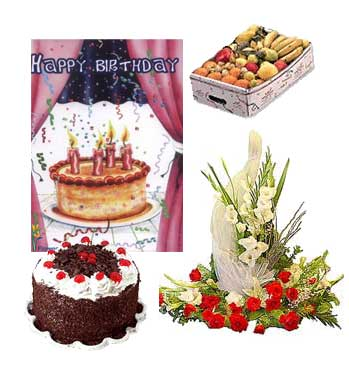 Send Birthday Package 2 on Birthday  to Pakistan