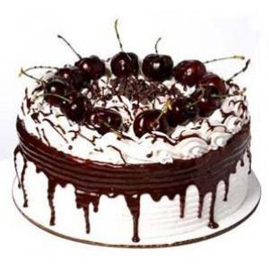 Send Black Forest Vanilla Cake 4 lb on Cakes to Pakistan
