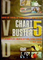 Send Chart Busters Vol. 5 (DVD) on Pakistan Golden Songs to Pakistan