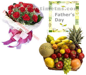 Send Fathers Day Gift Package to Pakistan