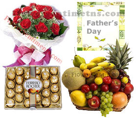 Send Fathers day celebration to Pakistan