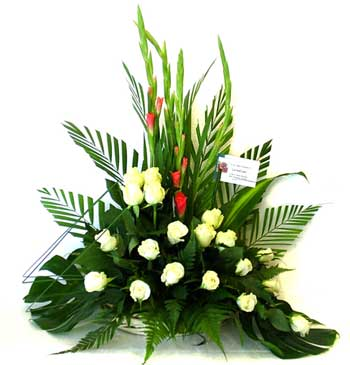 Send Feelings on Flowers to Pakistan
