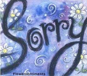 Send Forgiveness is a funny thing on I am Sorry to Pakistan