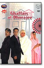 Send Ghaffars at Dhorajee (DVD) on Stage Dramas to Pakistan