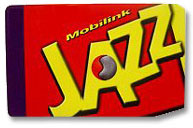 Mobilink JAZZ scratch Card - Worth 1000 RS 0300  0301