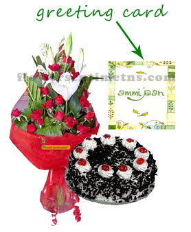 Send Mothers day gift pack on Mothers Day  to Pakistan