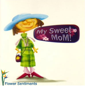 Send My Sweet MoM!! on Mother to Pakistan