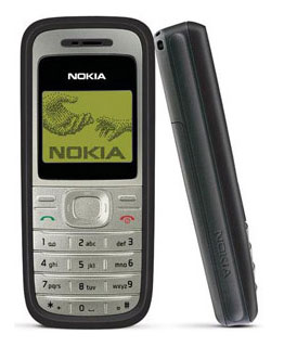 Send Nokia 1200 on Nokia to Pakistan