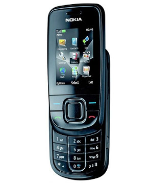 Send Nokia 3600 slide on Nokia to Pakistan
