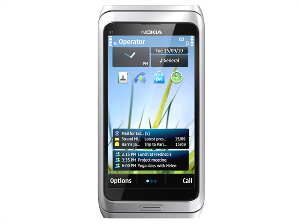Send Nokia E7 on Nokia to Pakistan