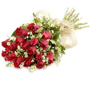 Send Special Sweet Eid Rose Bouquet on Eid  to Pakistan