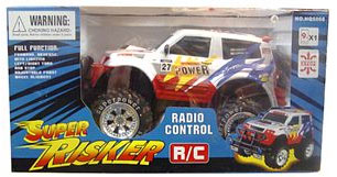 Send Super Risker powerful Remote Controlled Car on Toys 4 Kids to Pakistan