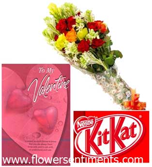Send Valentine Group 1 on Valentines Day  to Pakistan