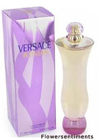 Send Versace Woman Perfume by Versace for Women - 100ML on Perfumes for Her to Pakistan
