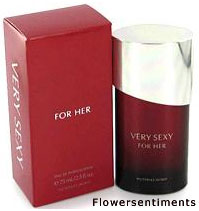 Send Very Sexy (RED) Perfume by Victoria Secret for Women - 75ML on Perfumes for Her to Pakistan